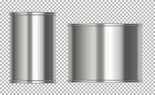 Aluminium Cans With No Label O...