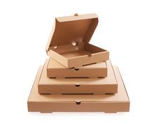 Pizza Box For Takeaway. Cardbo...