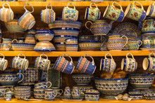 Traditional Ceramics On The Ma...