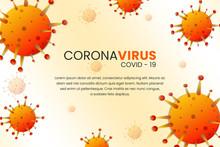 Coronavirus Protection Backgro...