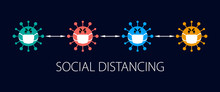 Social Distancing Prevention W...