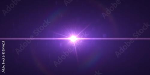 Fotografie, Tablou Overlay, flare light transition, effects sunlight, lens flare, light leaks