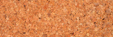 Brown Cork Mat Background. Bro...