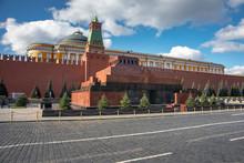 Lenin's Mausoleum, Also Known ...