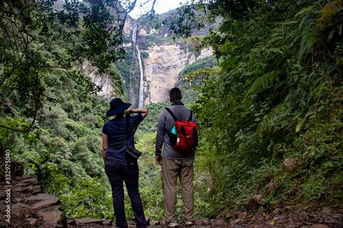 Photo Trekking a catarata de Gocta