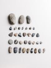 Arrangement Of Collected Stones
