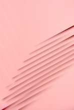 Pink Paper Material Design