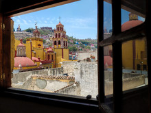 Views Of Guanajuato's Cathedra...