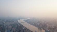 Shanghai In The Morning Mist