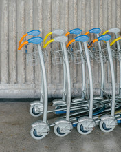 The Airport Trolleys