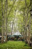 Fototapeta Nowy Jork - bryant park