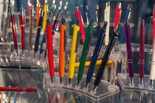 Multicolored Plastic Writing P...