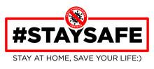 #STAYSAFE Stop Coronavirus Cov...