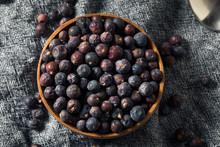 Raw Purple Organic Juniper Ber...