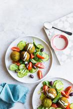 Mediterranean Inspired Vegan F...