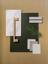 Gold Interior Palette
