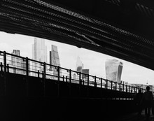 London Cityscape Abstract