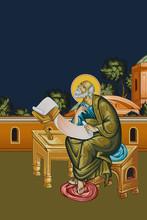 John The Apostle. Religious Il...