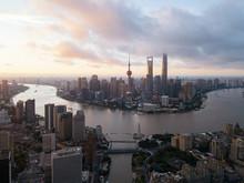 Sunrise Landmark Panorama Of S...