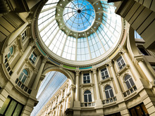 Dome Of Passage In The Hague, ...