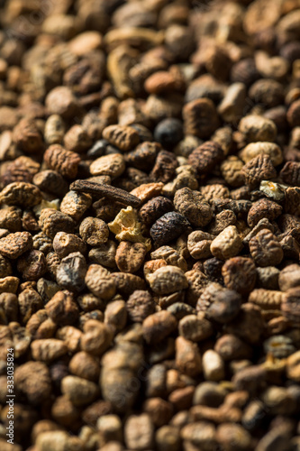 Raw Organic Brown Cardamom Seeds