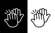 Gesture Icons Vector Design B...