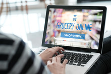 Grocery Online Shop To Order F...