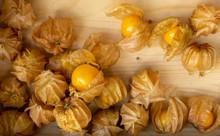 Yellow Ripe Cape Gooseberry Fr...