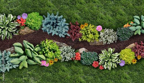 Stampa su Tela Gardening