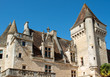 Chateau des Milandes, a castle in the Dordogne, from the forties to the sixties of the twentieth century belonged to Josephine Baker. Aquitaine, France