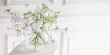 Bouquet Of Gentle Bells In Vas...