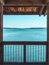 Window On Beach