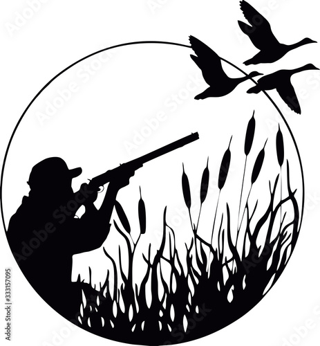 Slika na platnu hunting svg,hunter svg,hunting clipart,deer hunting svg,duck hunting svg,hunting