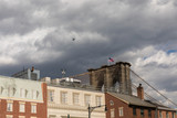 Fototapeta Nowy Jork - brooklyn bridge