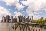 Fototapeta New York - nowy jork panorama