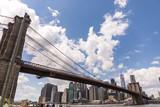 Fototapeta Nowy Jork - most brookliński