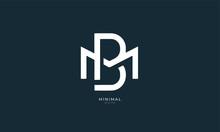 Alphabet Letter Icon Logo BM O...