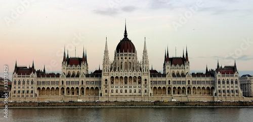 Ungarisches Parlament Fototapete