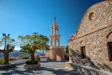 The Church Of The Virgin Mary ...