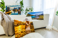 New Canvas Prints Of Landscape...