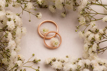 Wedding Rings - Love Story