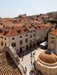 Overlooking Dubrovnik old town