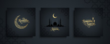 Ramadan Kareem Greeting Cards ...