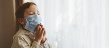 Coronavirus Covid-19. Child Pr...