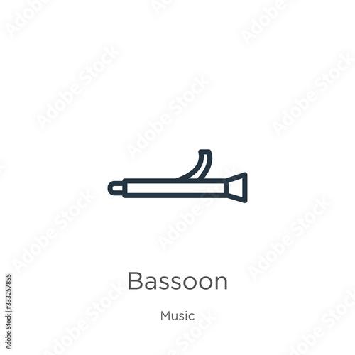 Photo Bassoon icon