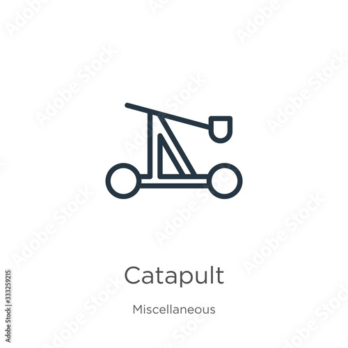 Stampa su Tela Catapult icon