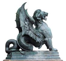 Statue Of Dragon (Fountain Sai...