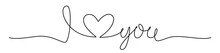 Doodle I LOVE YOU Hand Written...