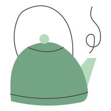Kitchen Teapot Ceramic Utensil...
