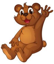 Animated Bear